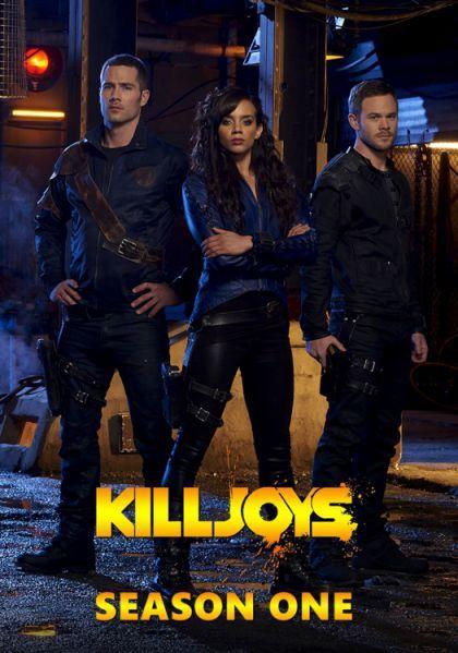 Killjoys: Season 1 (2015)