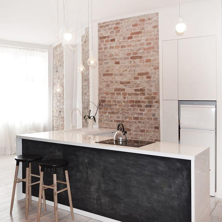 Plus de 1000 id es propos de petite cuisine sur pinterest cuisine designs de petite cuisine - Amenagement keuken petite ...