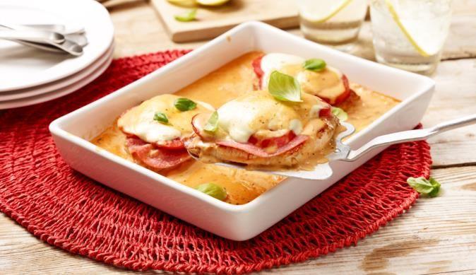 Putenschnitzel Tomate-Mozzarella | magg.de | maggi.de