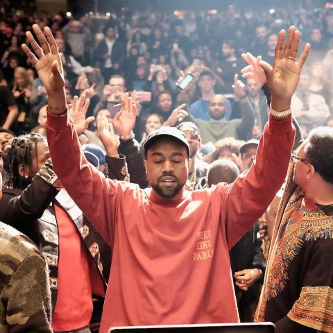Want to see Kanye West perform live on his Saint Pablo Tour? Join the Kanye West Fan Group and Waiting Lists to attend the concert on August 25, 2016.
