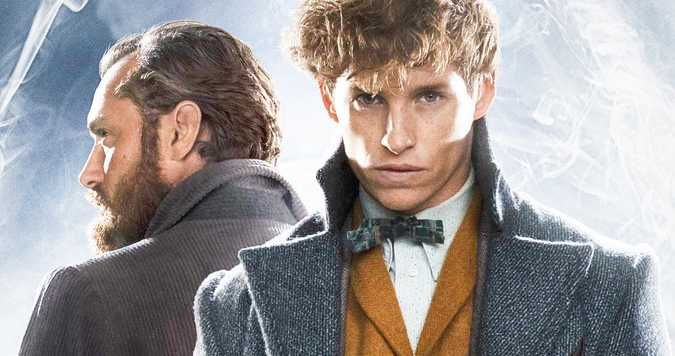 Fantastic Beasts 2 Character Posters Revel In Secrets Schemes
