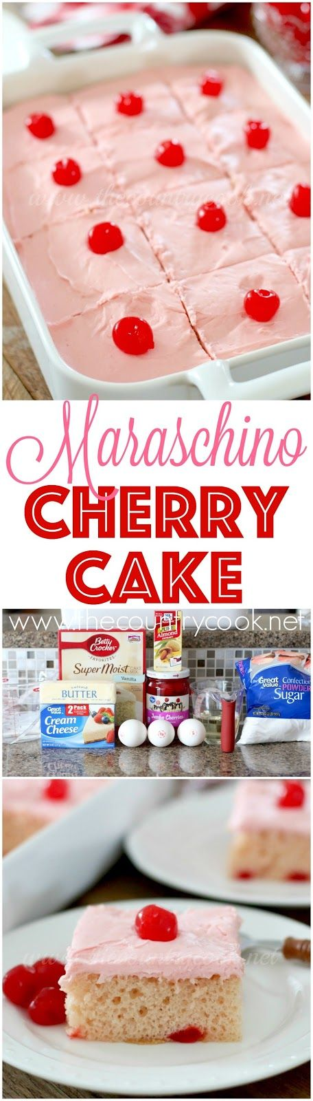 how to make pie filling with maraschino cherries