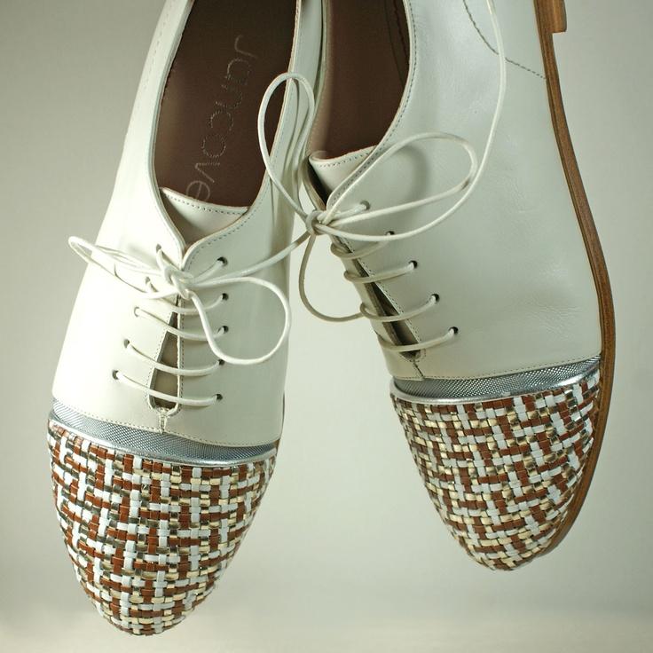 #Lace-up shoe, #derby, @Jancovek  www.jancovek.com