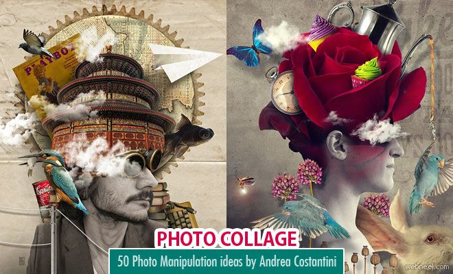 40 creative photo collage effects and photoshop collage art works collage ideas photoshop for Photoshop collage ideas