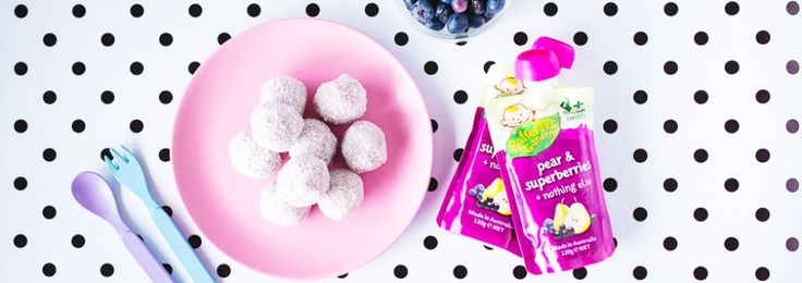 Superberry Breakfast Balls Recipe