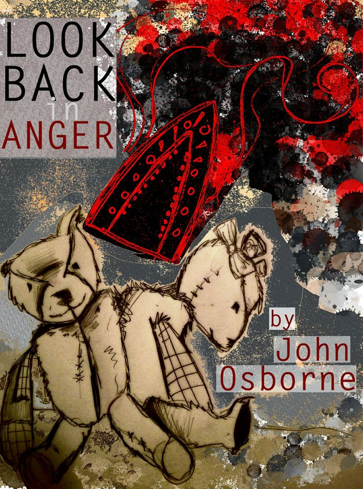 look back in anger themes Free essay: look back in anger critical overview look back in anger has been recognized as a bombshell that blew up the old british theater however, when.