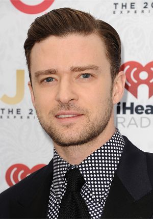 How to get Justin Timberlake's new haircut and straight hair dew? GQ Magazine