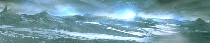 Banner for House Stark, in the vast, cold North.