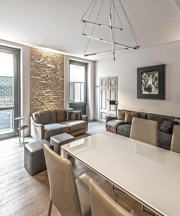 BRANDO concept  | small cute houses living salotto piccolo salva spazio interior design city apartment