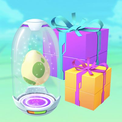 Trainers, start the new season with some new items! Limited-time boxes with Lucky Eggs, Lure Modules, and all-new Super Incubators are now available. #pokemon #pokemongo