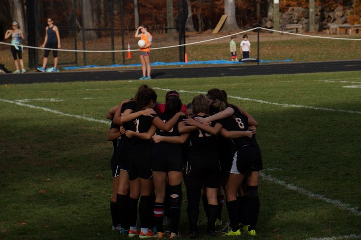"""""""When you give a girl a pair of cleats, you are giving her game days. You are giving her bus rides and warm up playlists and team matching hair ribbons and orange slices at half-time and constantly looking for your water bottle on the sidelines."""""""