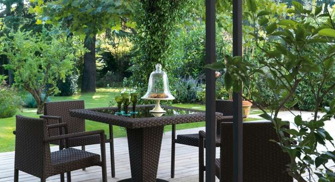 St Tropez Outdoor Dining - Outdoor - Fanuli Furniture