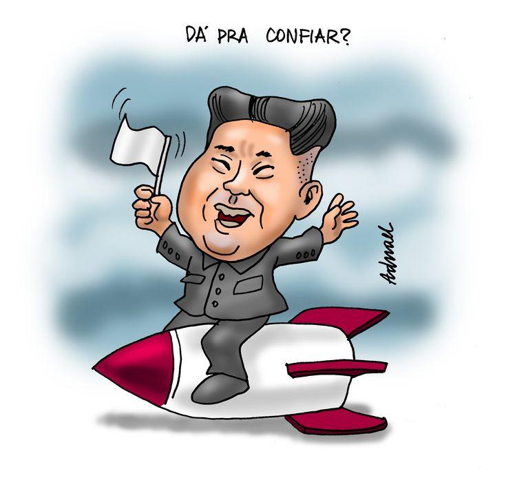 #charge #chargista #chargedehoje #cartunista #chargedodia #adnael #humorgrafico #adnael #chargeadnael