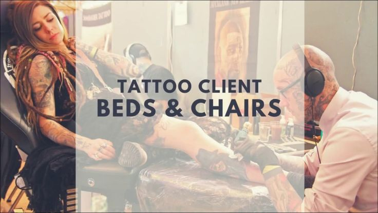 The Very Best Tattoo Chair & Tattoo Beds You Can Buy