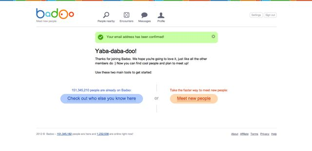 Need to Know to Get Started with Badoo Chat