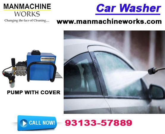 Run Successful Car Cleaning Business with Advance Car Wash Equipment