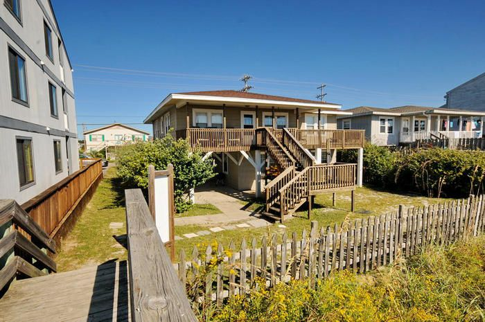 Covington Cottage is an Oceanfront Beach House Rental in the Cherry Grove Section of North Myrtle Beach, SC. Elliott Beach Rentals has been specializing in professional management of beach homes and condos since 1959.