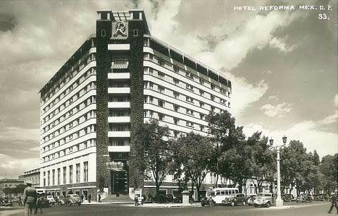Hotel Reforma Mexico, DF años 40's