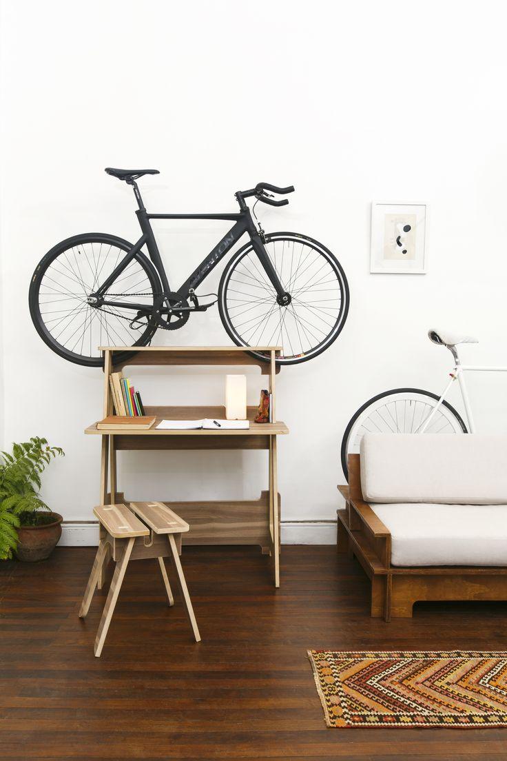 Chol1, Muebles de Interior para Bicicletas