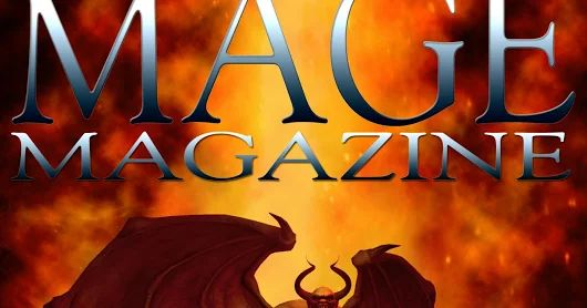 THE MAGE RAGE: Four Artists and a Dream - Dean Lawson Reporting