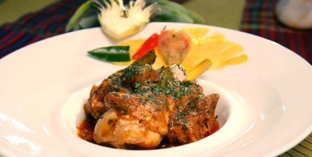 Tamarind Chicken Curry   Asian Food Channel