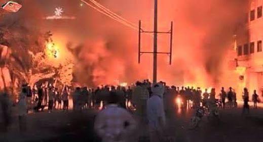 L'Arabia Saudita invade lo Yemen. Attacchi aerei su Sana'a, battaglia ad Aden - Greenreport: economia ecologica e sviluppo sostenibile greenreport.it L'Arabia Saudita invade lo Yemen. Partecipano Paesi del Golfo, Egitto, Giordania, Pakistan e Sudan. Appoggio logistico Usa. 26 marzo 2016