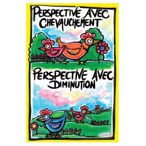 Affiche perspective