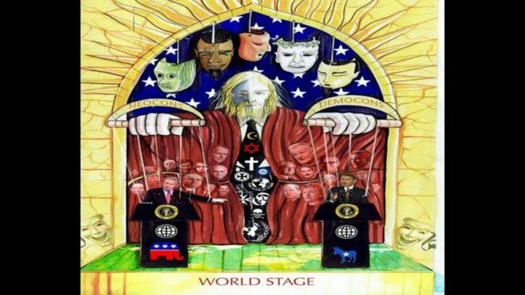 David Icke: Lev již nedřímá / Část třetí: Globální agenda (CZ titulky, HD)