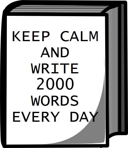 Determinasi   http://arimbibimoseno.com/2014/09/02/pentingnya-membuat-target-dalam-menulis-novel/