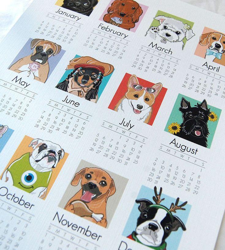 Best  Dog Calendar Ideas On   Dog Photos Dog
