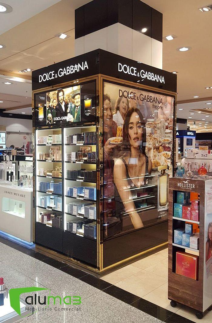 Dolce&Gabbana El Corte Inglés Pamplona.