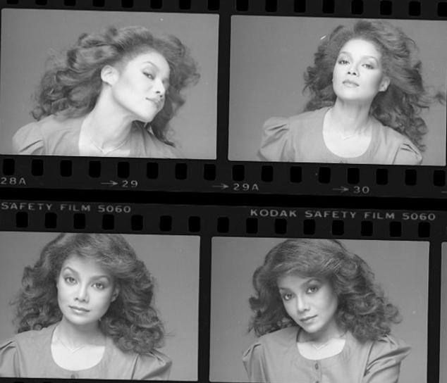 Beautiful La Toya 1980