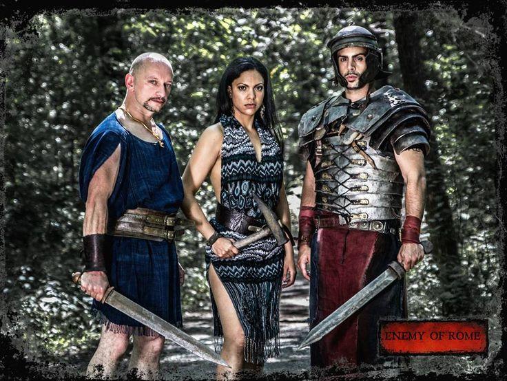 Vitellius, Malina and Ovidius