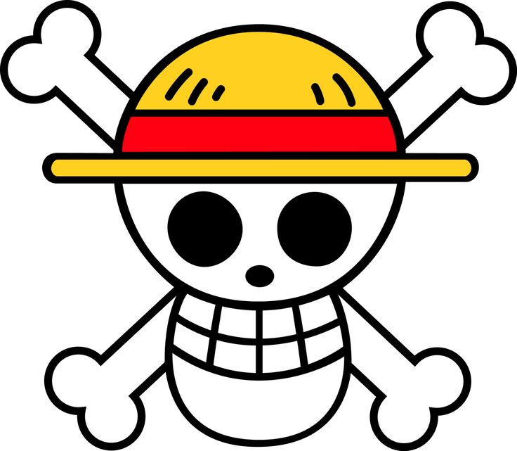This Logo Is From The Show One Piece And I Like It Because It