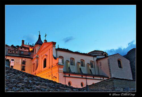 San Marcellino all'alba: Piedimonte Matese