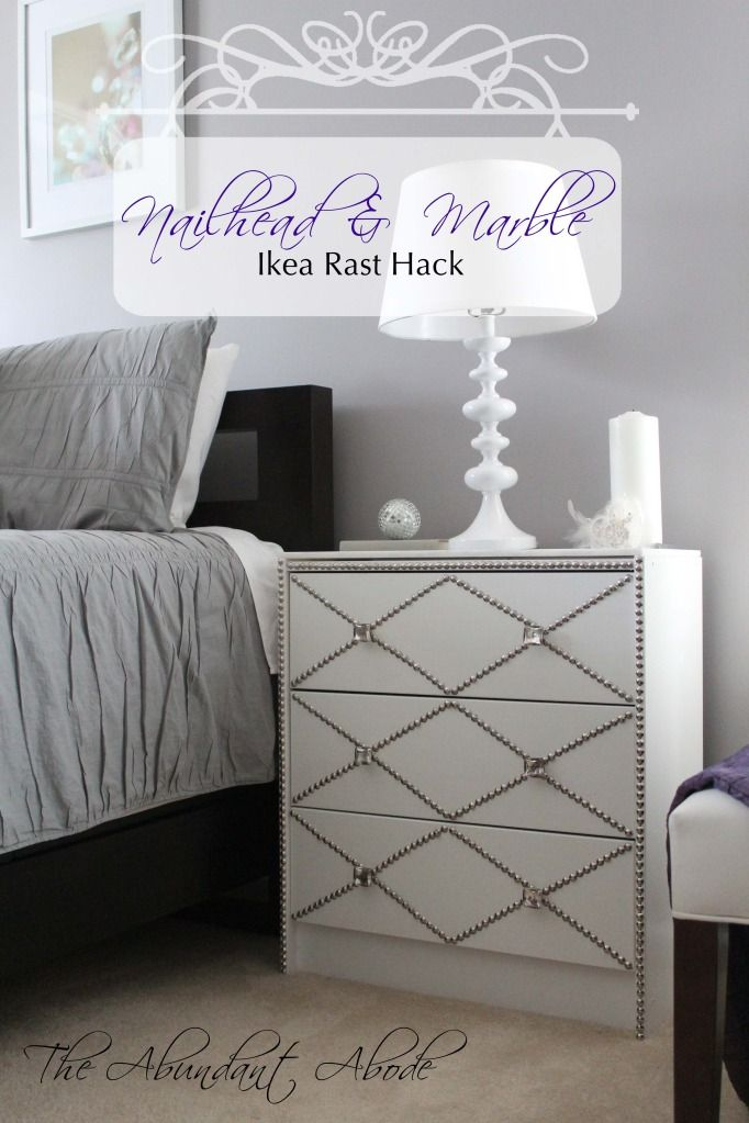ikea furniture hack. the abundant abode sunday in suburbia nailhead u0026 marble ikea rast hack furniture e