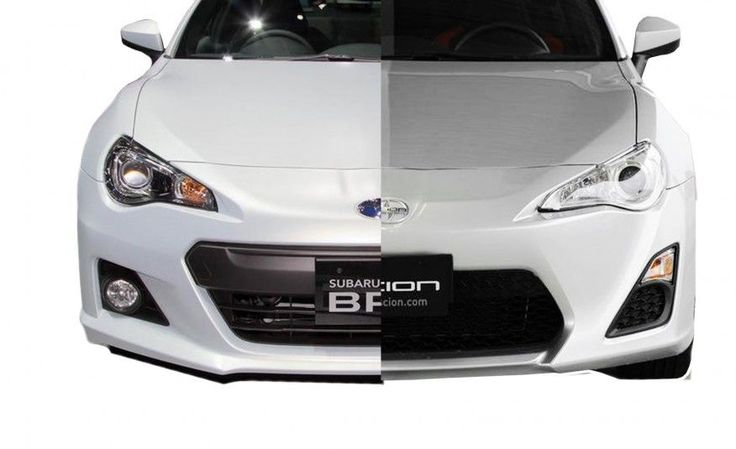 Scion FRS / Subaru-BRZ (2014 sales: 14,062 and 7504, respectively)