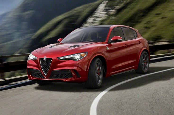 Alfa Romeo Stelvio SUV #alfaromeo #suv #news