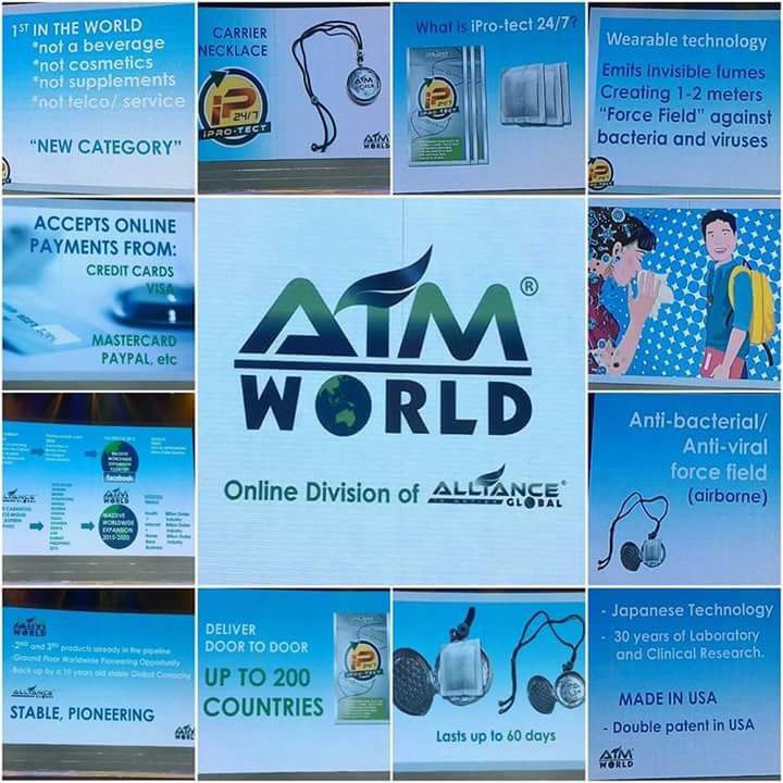 AIMWORLD with iPro-Tech 24/7 and iPro-Tect Home for your health and wellness Check our FB Pages  > www.facebook.com/aimglobalteamunitedinternation/  > www.facebook.com/aimglobalwellness/  > www.aimworld.today