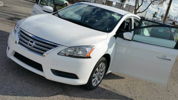 2015 Nissan Sentra automatic