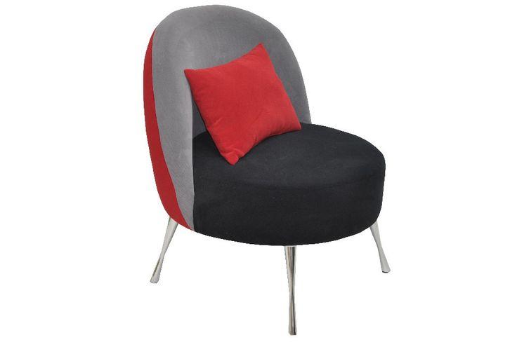 Wesoły Fotel 3/3 Happy Barok #fotel #armchair #chair #meble #furniture #house #home #dom #mieszkanie #homedesign #homedecor #livingroom #livingroomdesign #salon #new #polish #design #designer #happy #barok #thebest #poduszka #pilow #colour #colourful #onemarket.pl