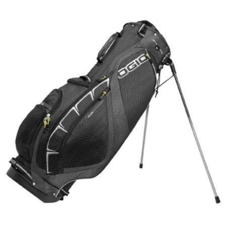 OGIO International Sprint Golf Bag (Black Tech). Details at http://youzones.com/ogio-international-sprint-golf-bag-black-tech/