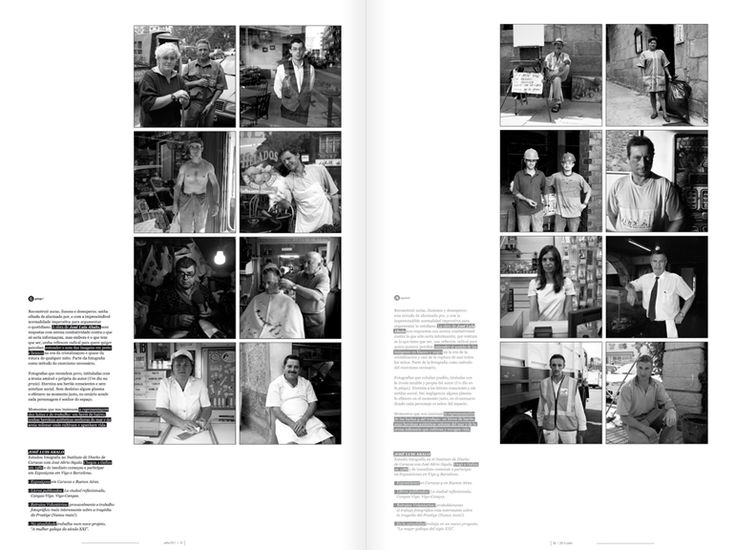 Revista Tintimám 02, Miranda estudio Vigo, Diseño de revistas, diseño editorial, diseño de catálogos, folletos, José Luis Abalo