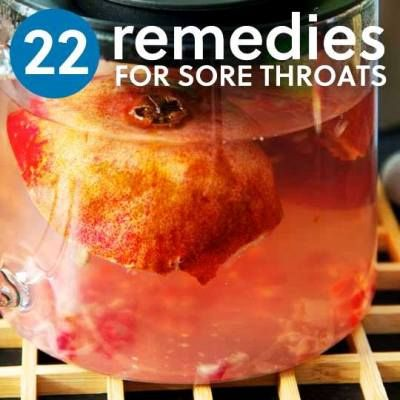 Reduce the pain of a sore throat and speed up recovery with these surprisingly effective home remedies.