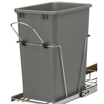 8.75 Gallon Pull out Trash Can