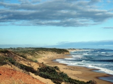 Kilcunda, Victoria, Australia. My first stop down under. Peaceful, great hospitality :)