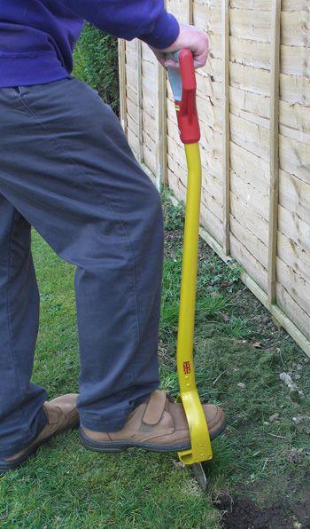 Eazi-tools lawn edger