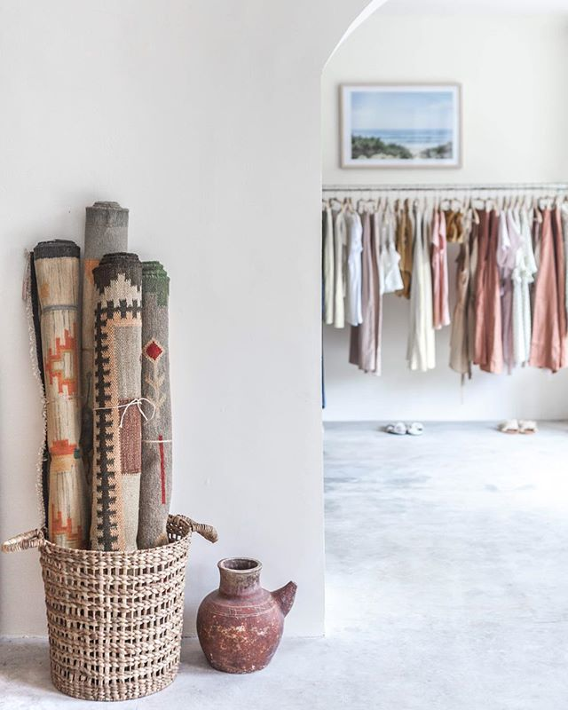 This store is just too much!! And the clothes!!! Seriously everything is too beautiful! Well done Cove Island Essentials. Shot by Bali Interiors. #bali #baliinteriors #interiordesign #homedecor