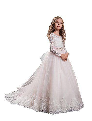 GU ZI YANG Long Sleeves Princess Flower Girls Dresses for... https://www.amazon.com/dp/B01N5Y467R/ref=cm_sw_r_pi_dp_x_g12XybMZH0SAS