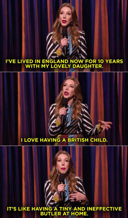 19 Times Katherine Ryan Was Hilarious And 100% Right